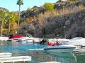 Havasu Springs Resort - Boat slips