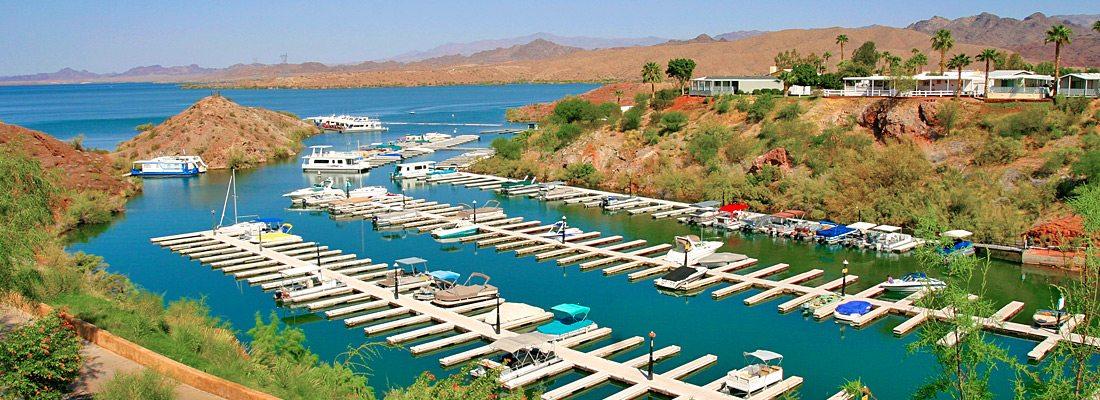 Havasu Springs Resort Boat Slips