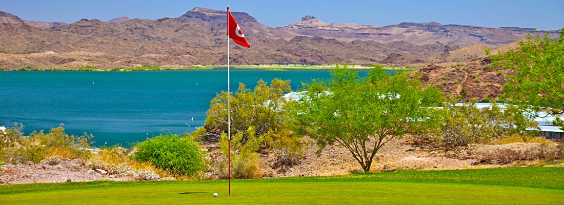 Havasu Springs Resort - 9 Hole Executive Golf Course