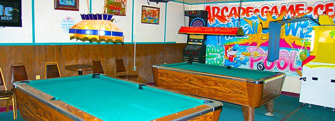 Havasu Springs Resort - Game Room