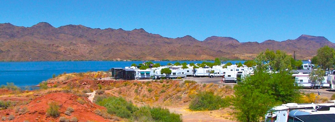 Havasu Springs Resort Lake Front Sites