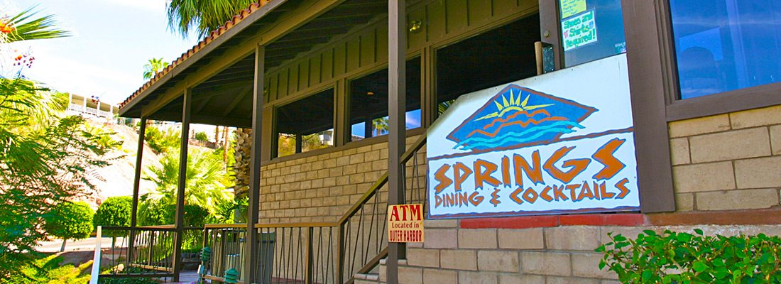 Havasu Springs Restaurant