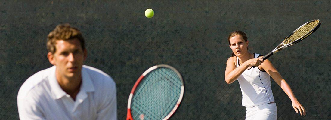 Tennis Courts at Havasu Springs Resort